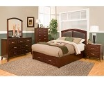 Atherton 2 Drawer Nightstand