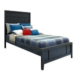 Broadway Bed Black