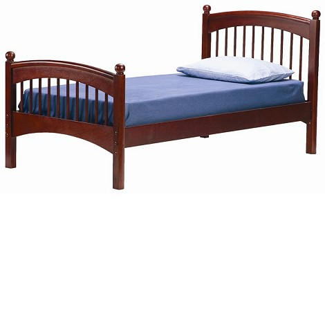 Windsor Twin Bed Cherry
