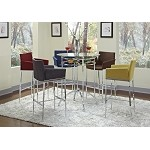 120335 Modern Bar Height Table Set