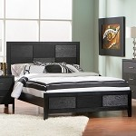 201651 Grove Contemporary Bed