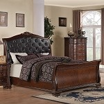 202261 Maddison Sleigh Bed