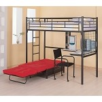 Bunks Twin Workstation Loft Bed