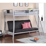 460024 Bunks Futon Bunk Bed