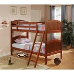 460203 Bunks Twin Over Twin Bunk Bed