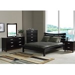 5631q Stuart Contemporary Bedroom Set
