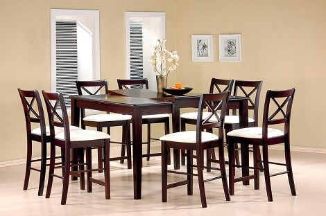 5846 Pryor Counter Height Dining Set