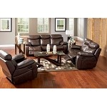 600561 Denisa Three Seat Reclining Sofa set