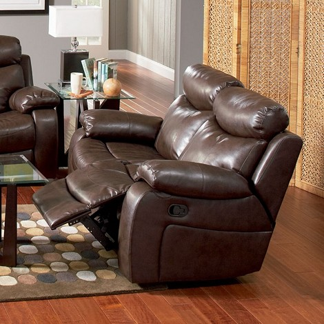 600562 Denisa Three Seat Reclining Loveseat