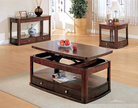 700247 Evans Contemporary Accent Table Collection
