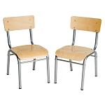 Audio Center Chairs Set Of 2