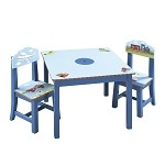 Transportaion Table & Chairs