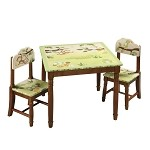 Lambs&Ivy Papagayo Table & Chairs