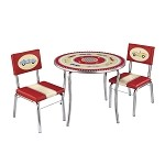 Retro Racers Table & Chair Set
