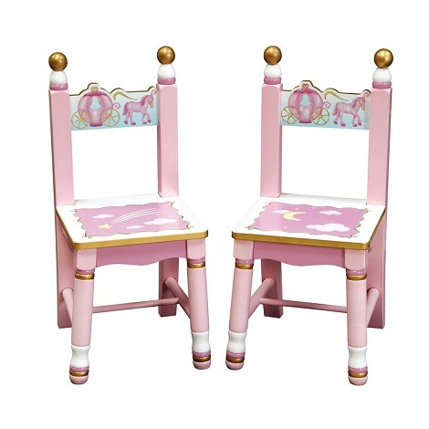 Princess Extra Chair Set Of 2