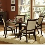 1377-54 Bexeley Dining Set