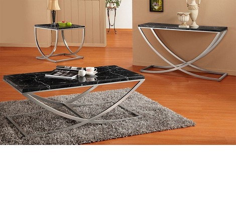 3319 Recca Coffee Table Set