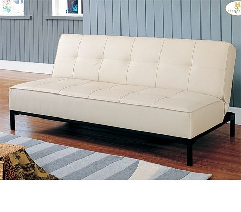 4790 Serene Convertible Sofa Bed Cream