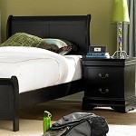 539TBK Marianne Chest of Drawers Black