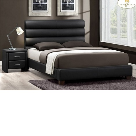 5795 Aven Bed Black