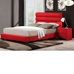 5795 Aven Bed Red