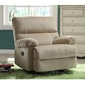 DS-1098-007-082 Easton Rocker Recliner in Doe Finish