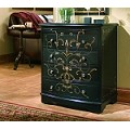 DS-603140 Accent Chest in Multi-Painted Finish