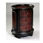 DS-969127 Accent Chest in Cherry/Painted Finish