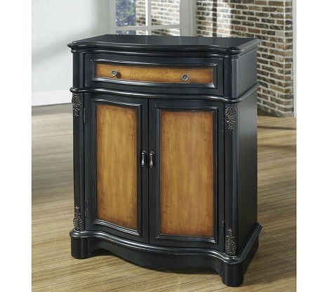 DS-977106 Accent Chest in Multi-Painted Finish
