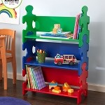 Puzzle Book Shelf - Primary