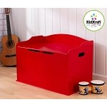 Austin Toy Box - Red