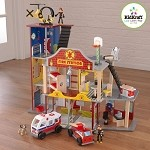 Deluxe Fire Rescue Set