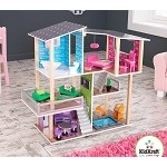 Modern Living Dollhouse