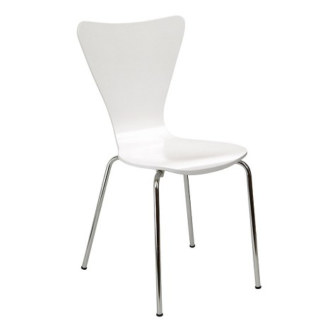 Legare Furniture Bent Plywood Chair  Chwp-110