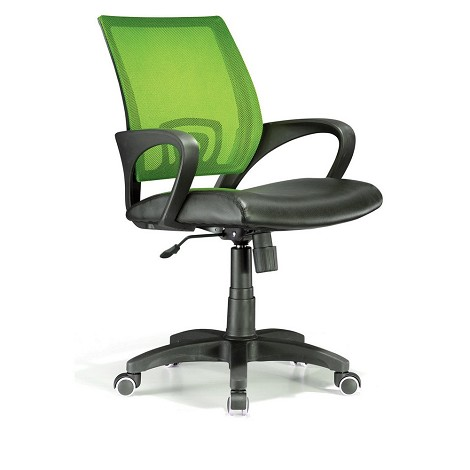 Officer Office Chair Lime Green
