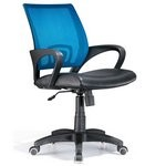 Officer Office Chair Blue