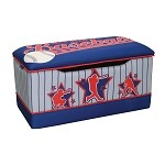 Baseball All Star Toy Box