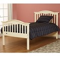 TB480-C Twin Bed French White