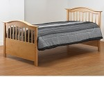 TB480-N Twin Bed Natural