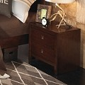 Albany Nightstand in Antique Walnut