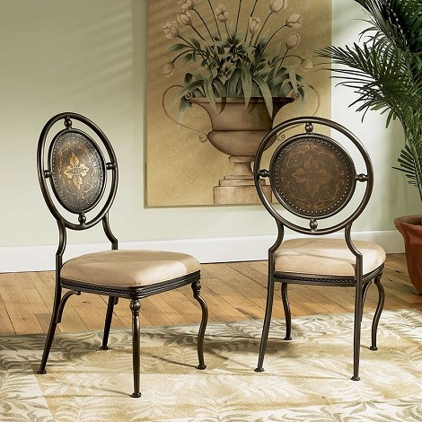 Basil Dining Side Chair (set of 2)