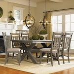 57-417M2  7PC Turino Dining Set
