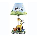 Teamson Kids Table Lamp - Sunny Safari
