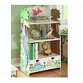Teamson Kids Boys 3 Level Bookcase - Dinosaur Kingdom