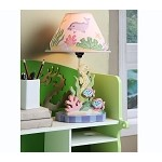Teamson Kids Table Lamp - Under the Sea