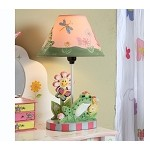 Teamson Kids Girls Table Lamp - Magic Gargen