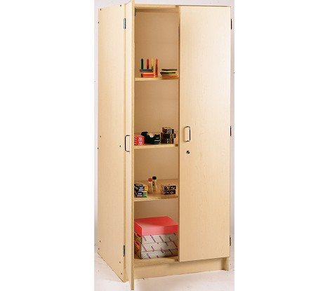 6' Teacher Storage (ASM)