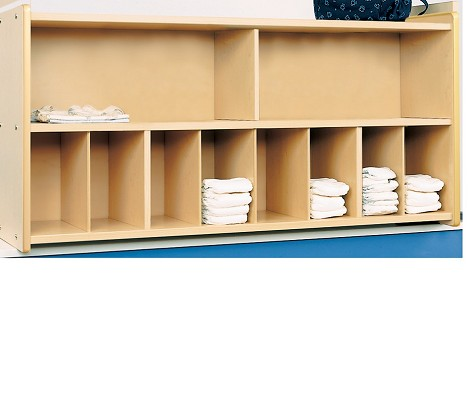 Diaper Wall Storage (RTA)