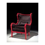 Bakokko Arm Chair Model 1743-A