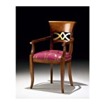 Bakokko Arm Chair Model 8088-A